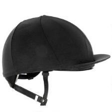 Lycra Helmet Cover with Hard Brim - TB