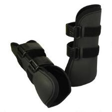 Open Front Tendon Boot - TB