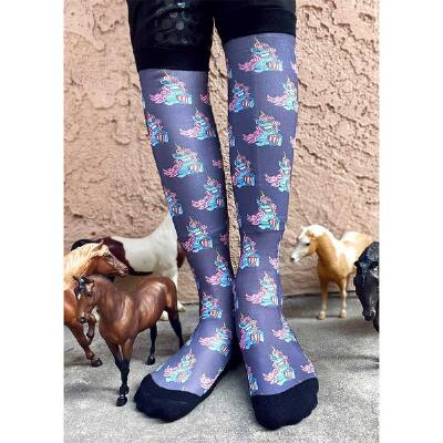Dreamers and Schemers Unicorn 3D Boot Socks Pair and A Spare