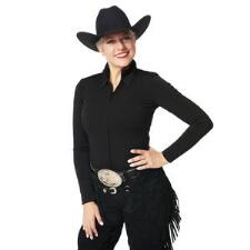 Hobby Horse Solstice Ladies Western Show Blouse - TB