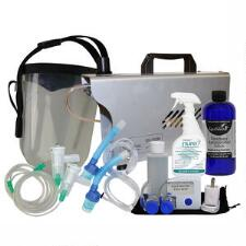 Equi-Resp All-In-One Nebulizer Unit with Portable Kit - TB