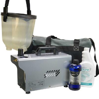 Equi-Resp Nebulizer Elite Unit