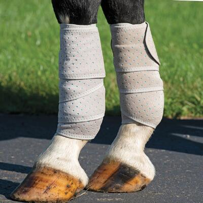 CoolAid Equine Icing and Cooling Polo Wraps