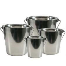 Stainless Steel Bucket Pail - TB