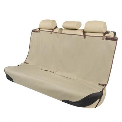 Bench Car Seat Cover Natural