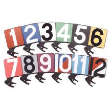 Head Number in Colors - TB