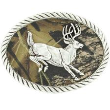 Nocona Belt Buckle Mossy Oak - TB