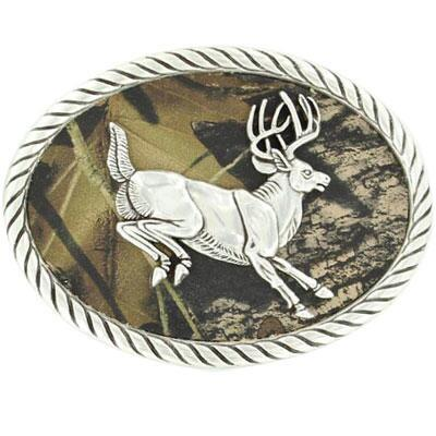 Belt Buckle Mossy Oak