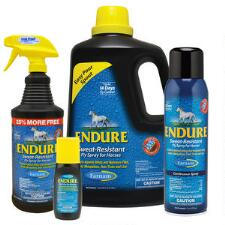 Farnam Endure Sweat-Resistant Fly Repellent - TB