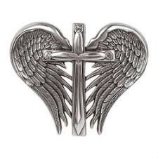 Blazin Roxx Winged Cross Belt Buckle - TB