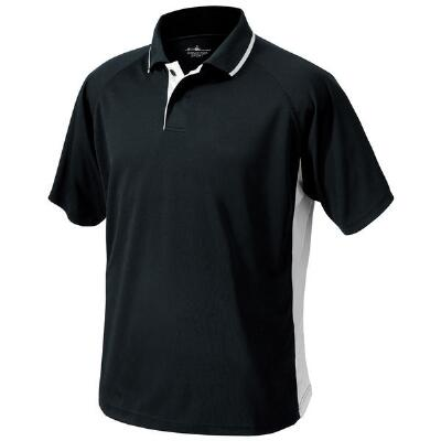 Custom Mens Polo with Left Chest Embroidery