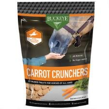 Buckeye Carrot Crunchers Treats All Natural 4 Lb - TB