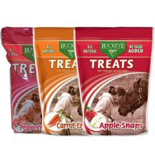 Buckeye All Natural Horse Treats 4 lb - TB