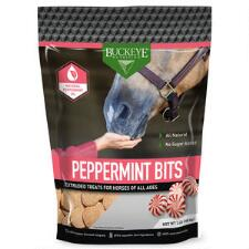 Buckeye Nutrition Peppermint Bits Treats All Natural 1 Lb - TB