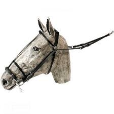 Feather-Weight Side Check Bridle - TB