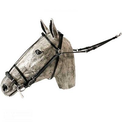 Feather-Weight Side Check Bridle
