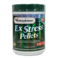 Peak Performance Ex Stress Pellets 2.5 lb - TB
