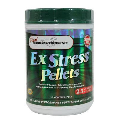 Ex Stress Pellets 2.5 lb