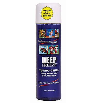 Deep Freeze Turbo Chill Body Wash 8.4 oz