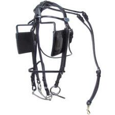 Walsh Leather Blind Bridle - TB