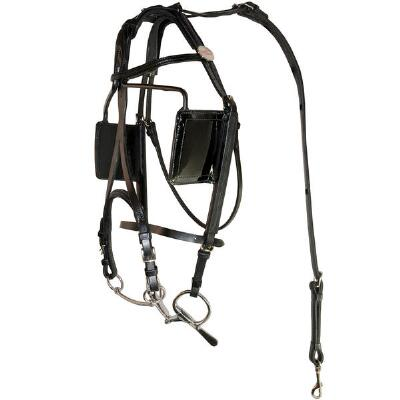Blind Bridle Leather Featherweight