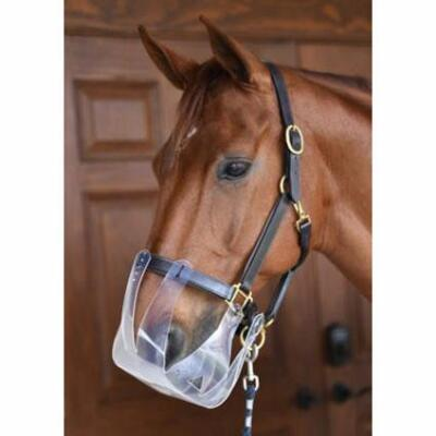 Flexible Filly Slow Feed Muzzle