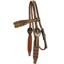Driftwood Browband Headstall