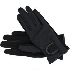 Fleece Lined Winter Riding Gloves - TB