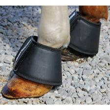Thinline Bell Boots with Rolled Top