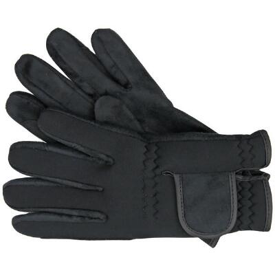 Riding Gloves with Suede Palm