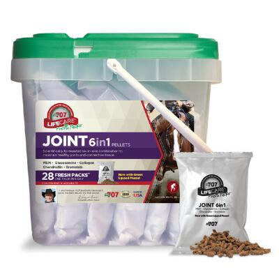 Formula 707 Joint Essentials  6-in-1 Fresh Packs