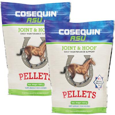 Cosequin ASU Joint & Hoof Daily Pellets 1200g 2 Pack