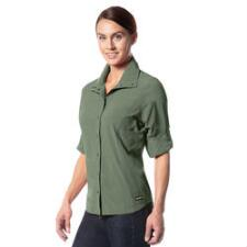 Kerrits Convertible Sunshirt Ladies Button Down - TB