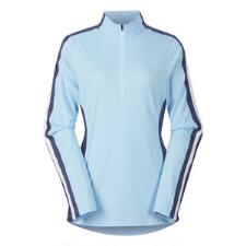 Kerrits Cool Ride Ice Fil Long Sleeve Ladies Half Zip - TB