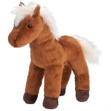 Douglas Mr Brown Plush Chestnut Horse - TB