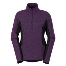 Kerrits Pocket Fleece Zip Ladies Shirt