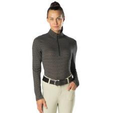 Kerrits Ice Fil Lite Long Sleeve Ladies Riding Shirt - TB