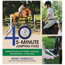40 5-Minute Jumping Fixes Hardcover Book - TB