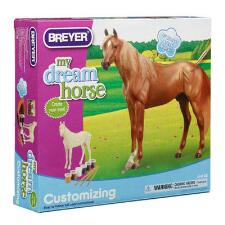 Breyer My Dream Horse Custom Kit - Thoroughbred