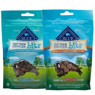 Blue Bits Training Treats 4 oz