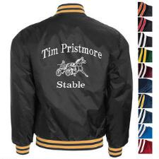 Pro Satin Stable Jacket Quilt Lined - TB