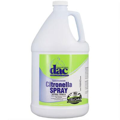 dac Citronella Spray Refill Gallon