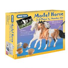 Breyer Paint By Numbers 3-D Horse Kit