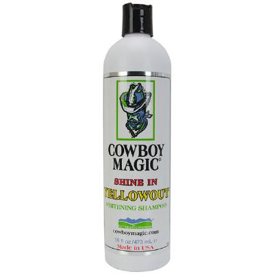Cowboy Magic Shine In Yellowout Shampoo 16 oz