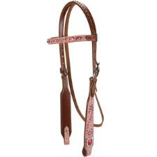 Lacey Browband Headstall