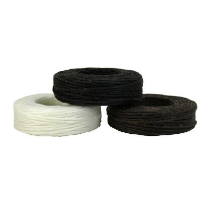 Waxed Nyltex Braiding Thread 25 yd