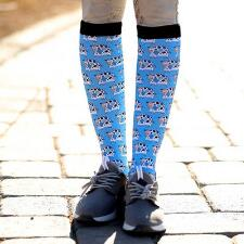 Dreamers and Schemers Moo Boot Socks Pair and A Spare - TB