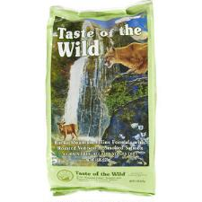 Taste of the Wild Rocky Mountain Cat Food 5 lb - TB