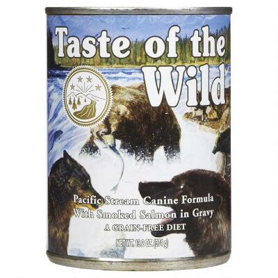 Taste of the Wild Pacific Stream Can Dog 13.2 oz