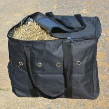 Nylon Half Bale Carrier with Nylon Lined Plastic Bottom - TB